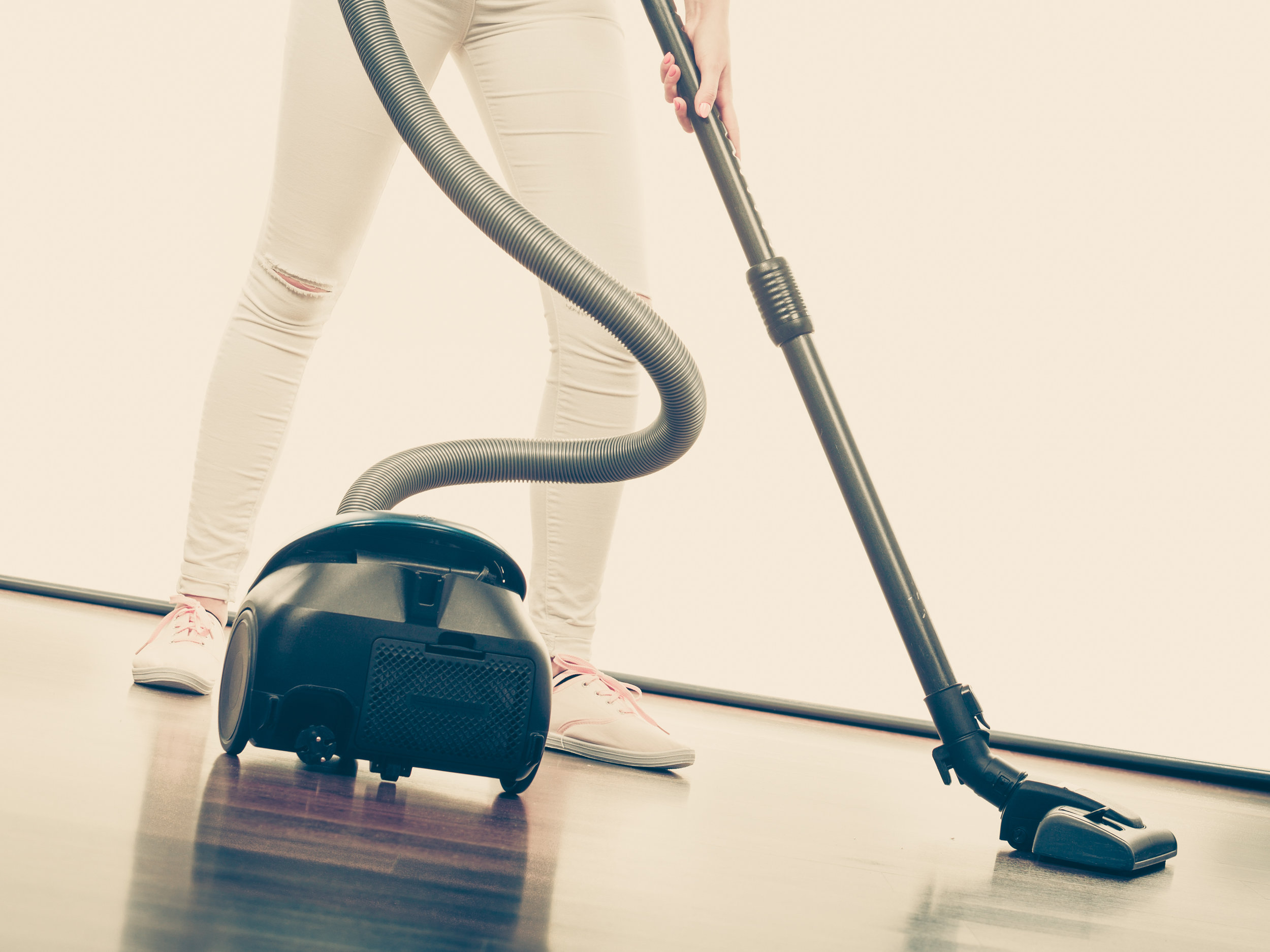 Vacuum cleaners about to get quieter and do the same job with less energy