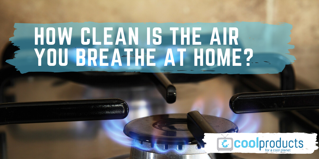 Take a deep breath – and regulate emissions from gas hobs now