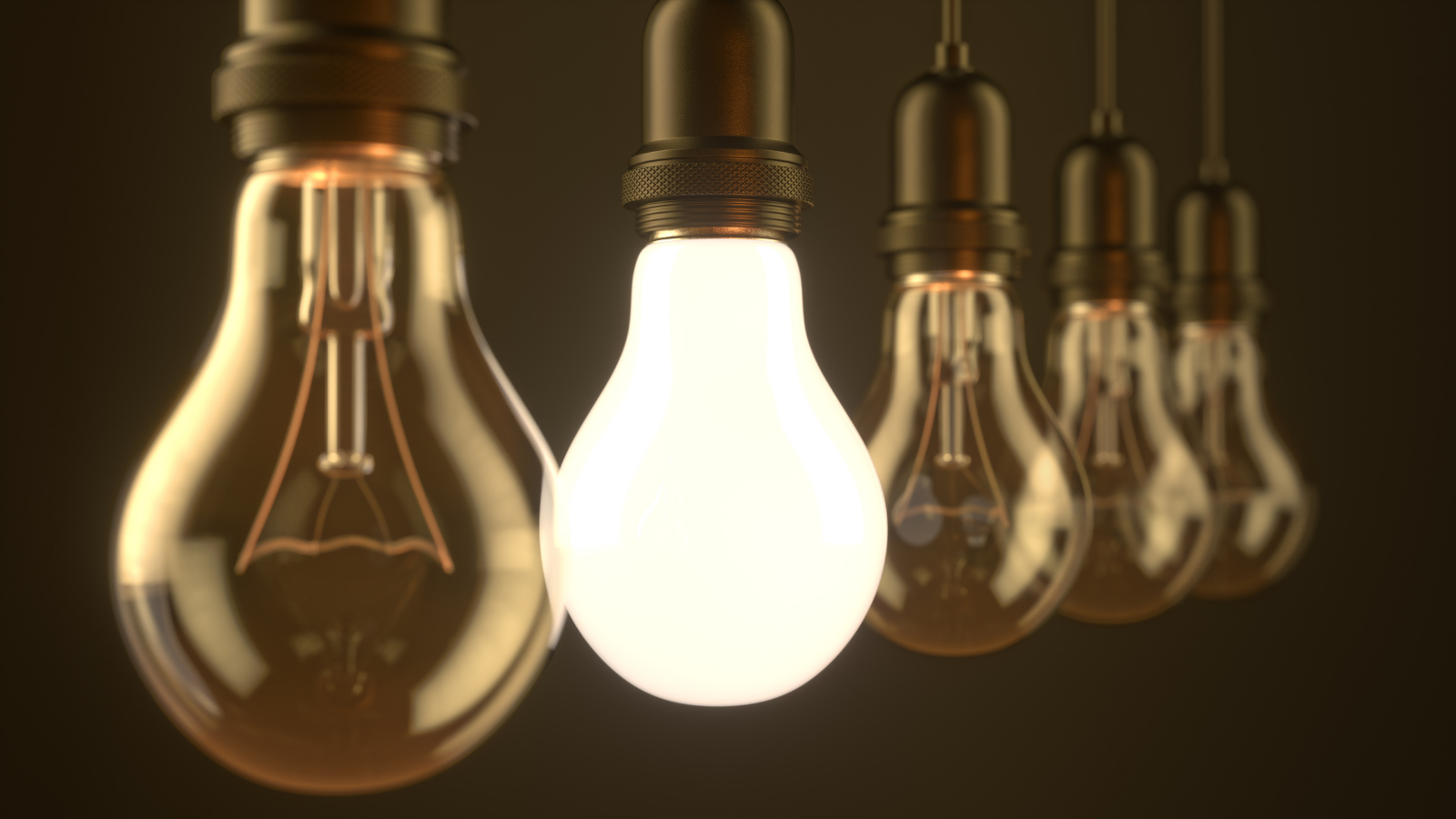 New, revised energy labels for lamps and light bulbs as of 1 September